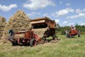 Travail paysans d'autrefois