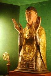 Le buste de Saint-Cesaire