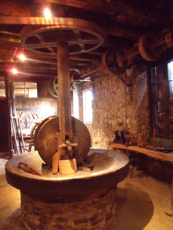 Moulin à manège -Truel